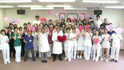 看護師募集映像2013